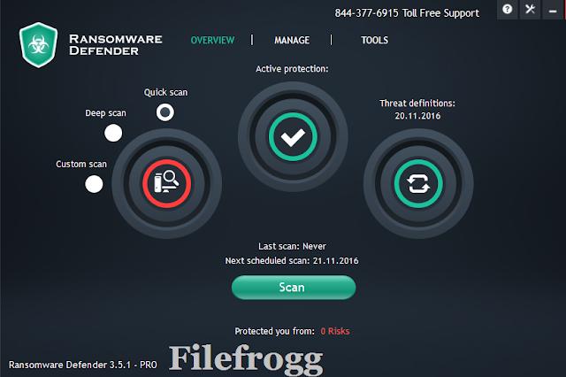 Ransomware Defender v3.5.1 Pro Full Crack