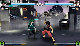 JUMP FORCE MOD PARA ANDROID E PC PPSSPP+[DOWNLOAD]