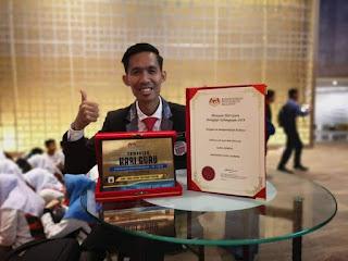 Guru Adiwira Sabah  Cikgu Abdullah Alif Dahlan  SK Perdana Tawau, Sabah
