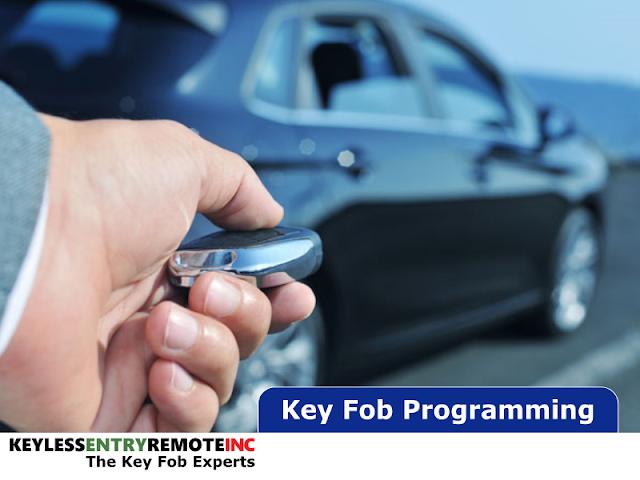 2009 Chevrolet Malibu Key Fob Remote Programming
