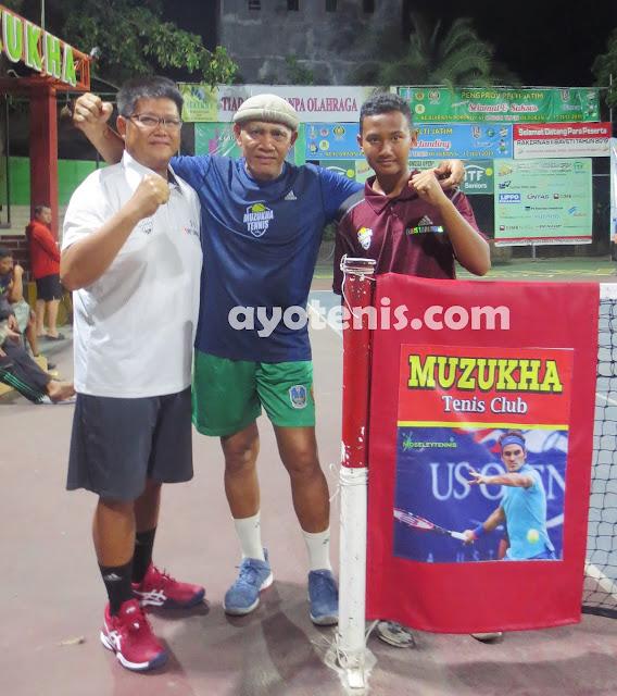 Turnamen Tenis Internasional Les Petits As Asia: Jahfal Muna Kanahaya Siap Bikin Kejutan
