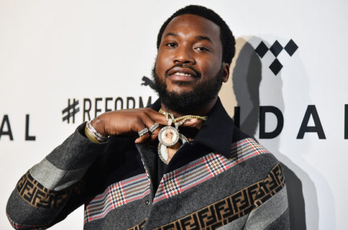 Meek Mill Slams Nigerians For Organizing Campaign Rally For President Donald Trump #Arewapublisize