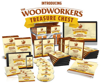 The WOODWORKERS TREASURE CHEST
