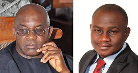 ZONE C SENATE: MARK VOICE OUT! RELEASES NAMES OF APPOINTMENTS HEINFLUENCED.