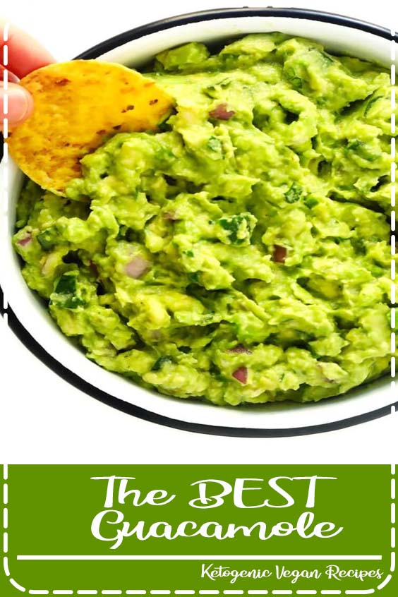 With tips for making the perfect bowl of guac The BEST Guacamole