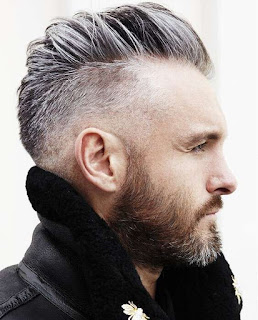 Beard Styles with Short Hair Men Haircuts