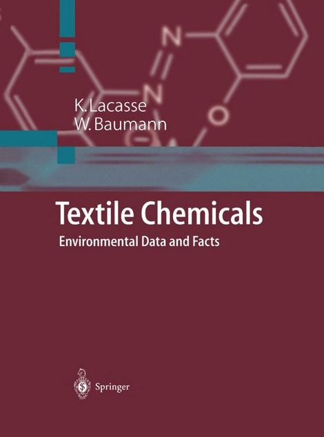 Textile Chemicals: Environmental Data and Facts