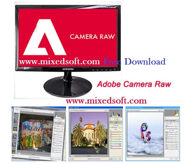 Adobe Camera Raw Pro 9.12.1 by Mixedsoft.com