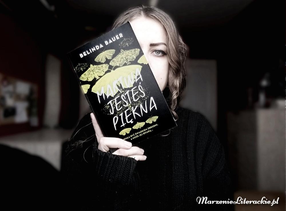 belinda bauer, martwa jestes piekna, marzenie literackie