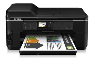 Epson WF 7515 Driver Download Free