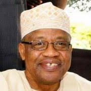 Gen. Ibrahim Babangida Receives Salutes