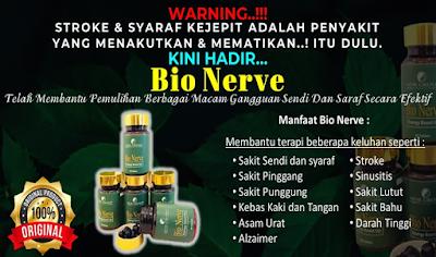 Bio nerve Pil ajaib
