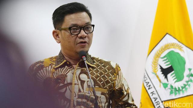 Prabowo Ucapkan Terima Kasih, Golkar: Kami Dukung Jokowi!