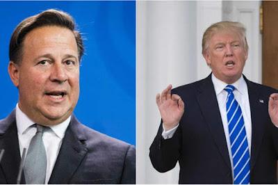 Panamá en alerta: encuentro Trump-Varela