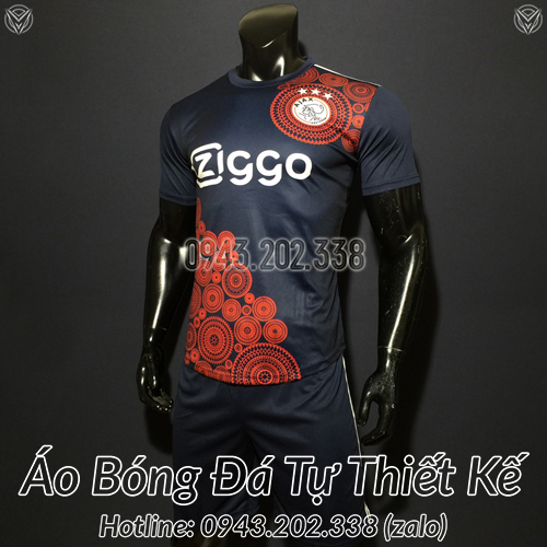Áo Câu Lạc Bộ Ajax 2020 Training 4