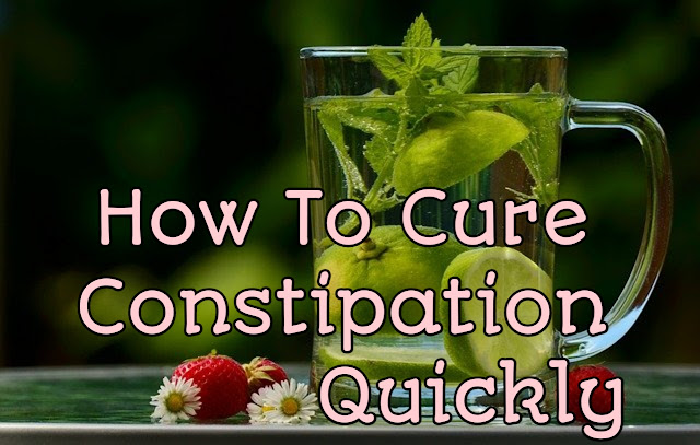 How to Relieve Constipation (Quickly and Naturally)