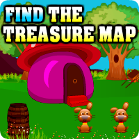 AvmGames Find The Treasure Map