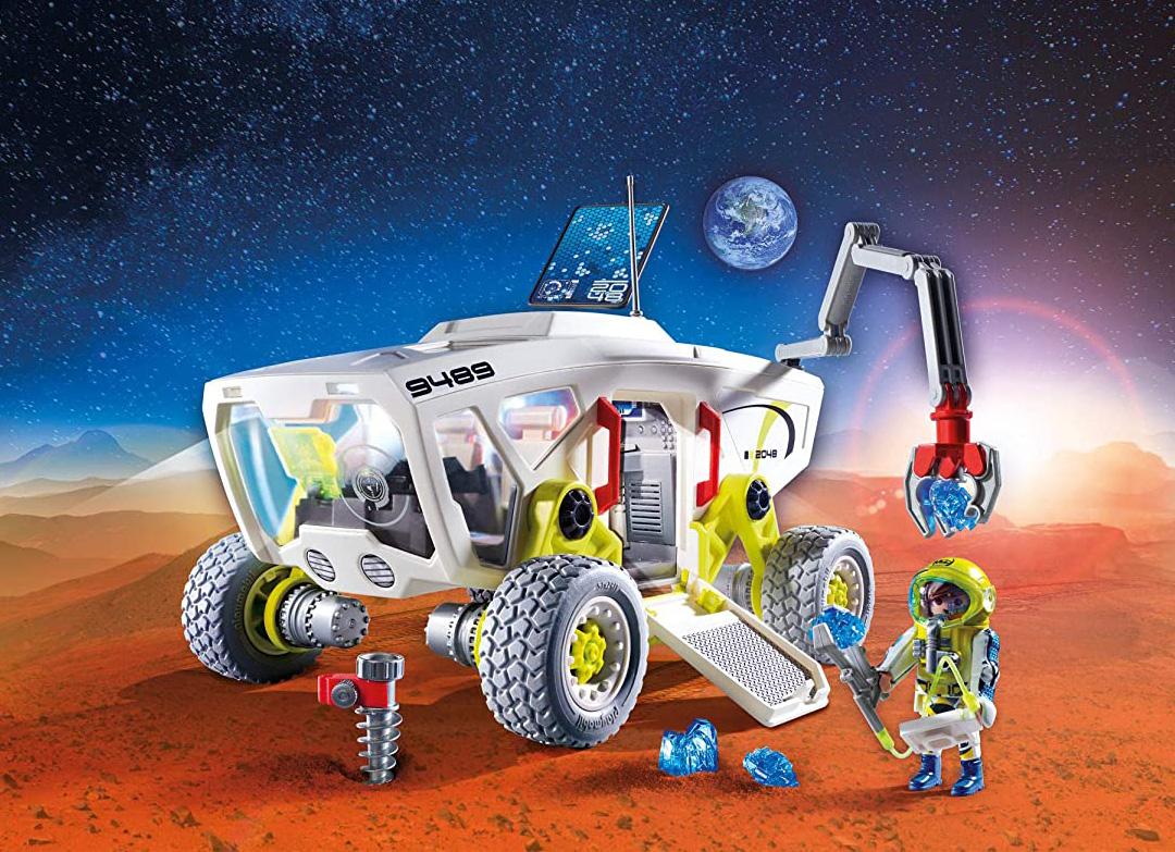 1 playmobil marte spazio