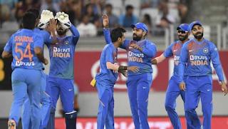 Cricket Highlightsz - New Zealand vs India 3rd T20I 2020