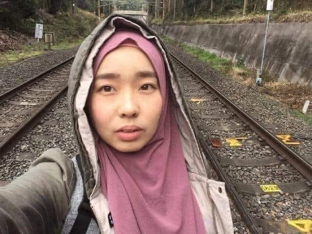 Meet our new muslim sister Anna Farhan from Japan
