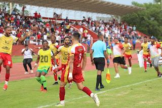 Cibao FC vs Atlético Vega Real, final de la LDF 2021