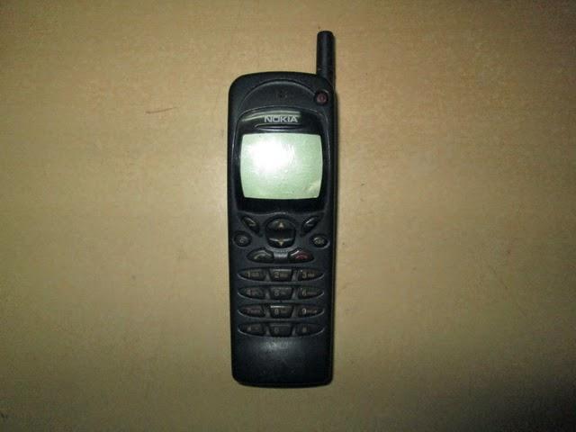 Nokia 3810 rusak buat kanibalan
