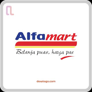 Logo Alfamart Vector Format CDR, PNG