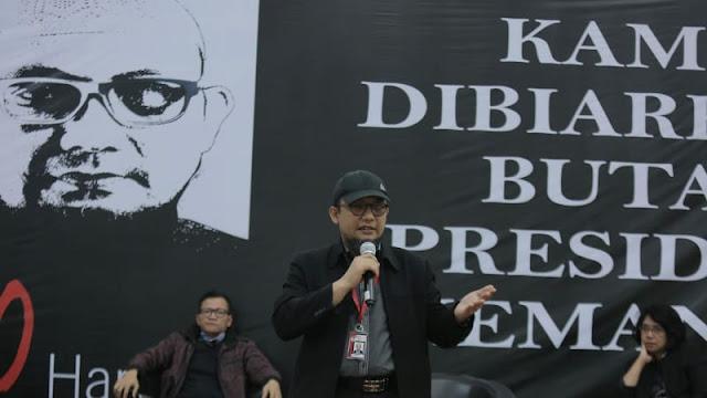 Moeldoko soal 500 Hari Kasus Novel: Jangan Semua ke Presiden
