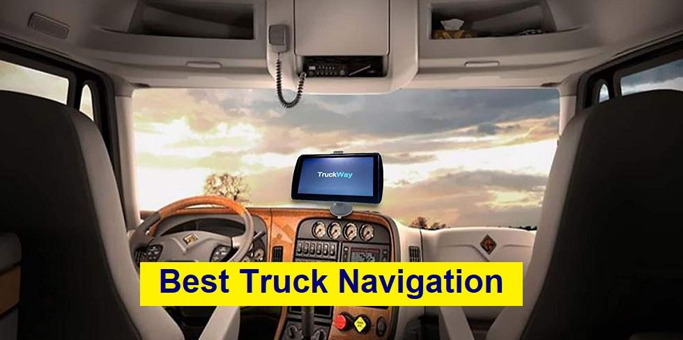 Best Truck Navigation