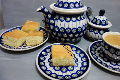 Ciasto Grysiczek