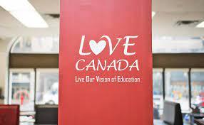 L.O.V.E. Canada Undergraduate Scholarship 2021/2022