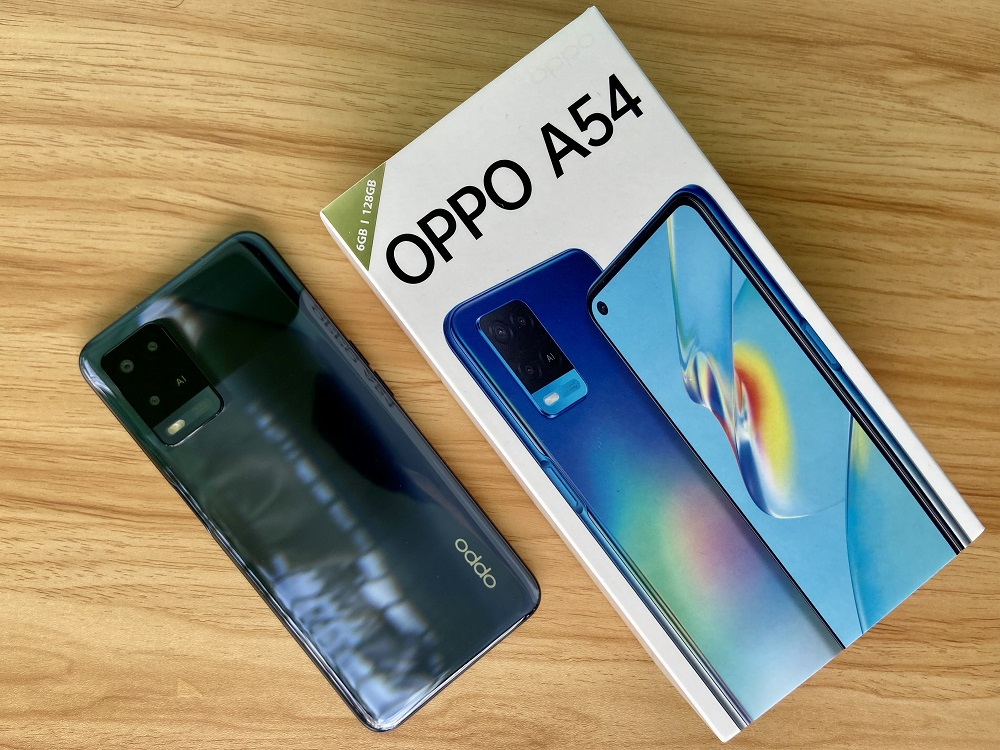 OPPO A54 6GB RAM