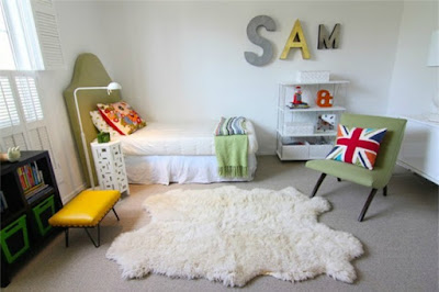 dekorasi kamar tidur anak hemat biaya