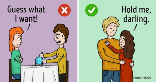 18 DON'Ts IN A RELATIONSHIP