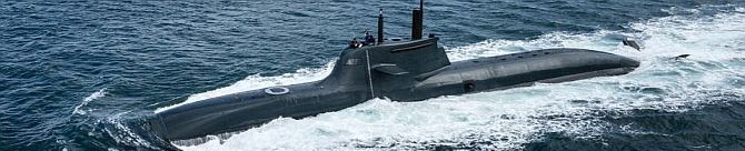 3rd Scorpene Sub To Be Inducted Tomorrow; Desi Air Independent Propulsion System Clears Hurdle