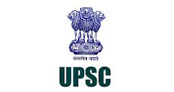 Union Public Service Commission (UPSC) Recruitment For 209 Vacancies - Last Date: 7th Sep 2020
