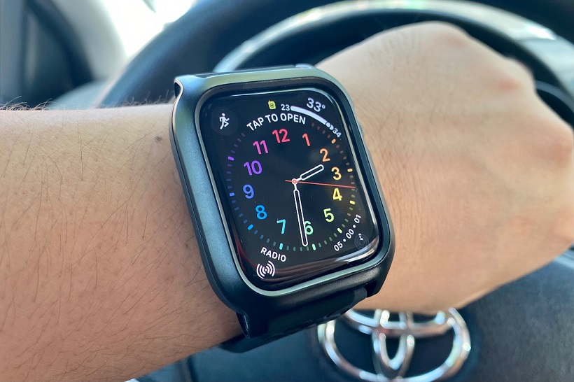 Catalyst Impact Protection Case for Apple Watch