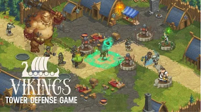 Download Game Vikings The Saga Mod Apk