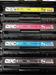Kann man alle Druckerpatronen in einem Drucker nutzen ?