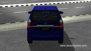 Mod Mobil Avanza Facelift 2019 Type G By Bmi Gudang Livery Skin Dan Mod Bus Simulator Indonesia