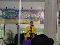 Partisipasi Mahasiswa KKN UNA dalam Pelaksanaan Isra Mi'raj di Mesjid Nurul Amin