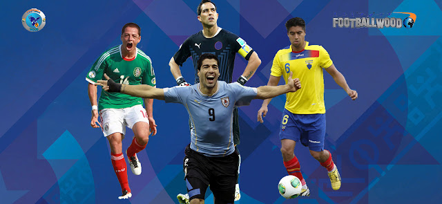 HD Wallpapers of Copa America 2015