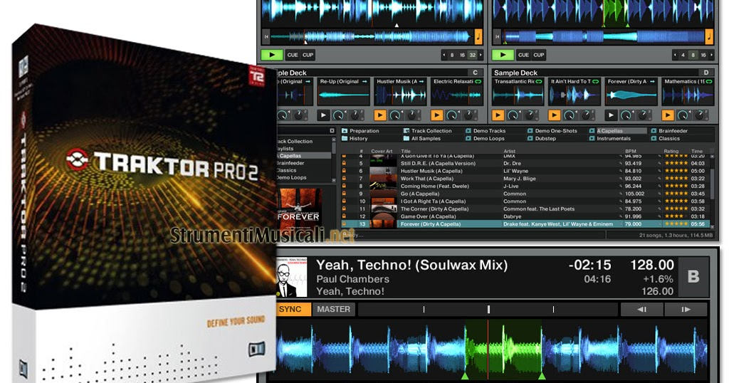 traktor pro 2 crack download free - Apan Archeo Forum