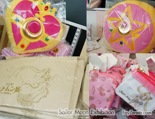 sailor moon cushion