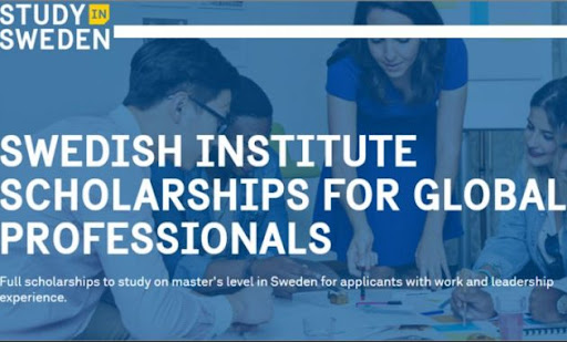 Swedish Institute Scholarships for Global Professional
