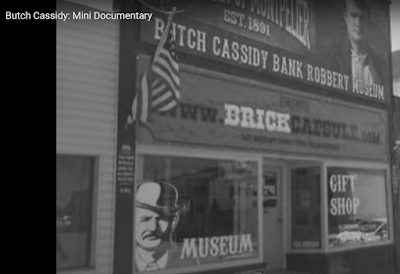 Butch Cassidy Bank Museum, Montpelier, Idaho