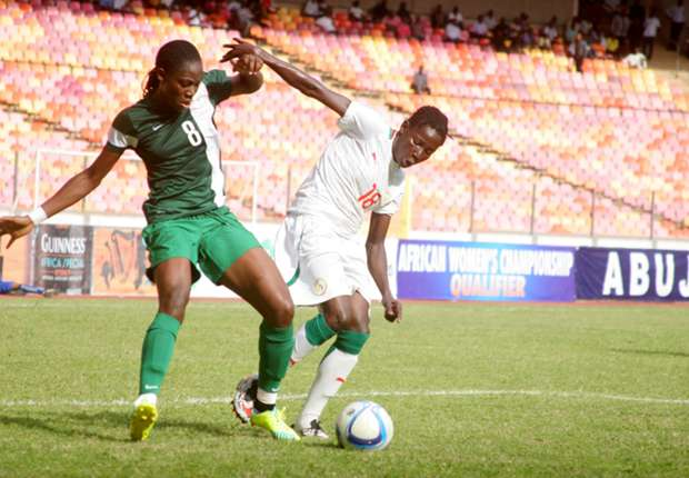 AWCON: Draw pairs Nigeria with Ghana, Kenya and Mali Asisat Oshoala