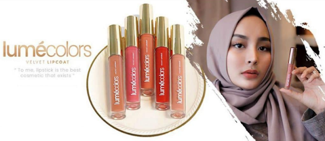 Warna-Warna Lipstick Matte Lumecolors