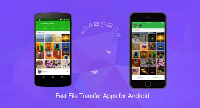 Top 10 Best Fast File Transfer Apps for Android