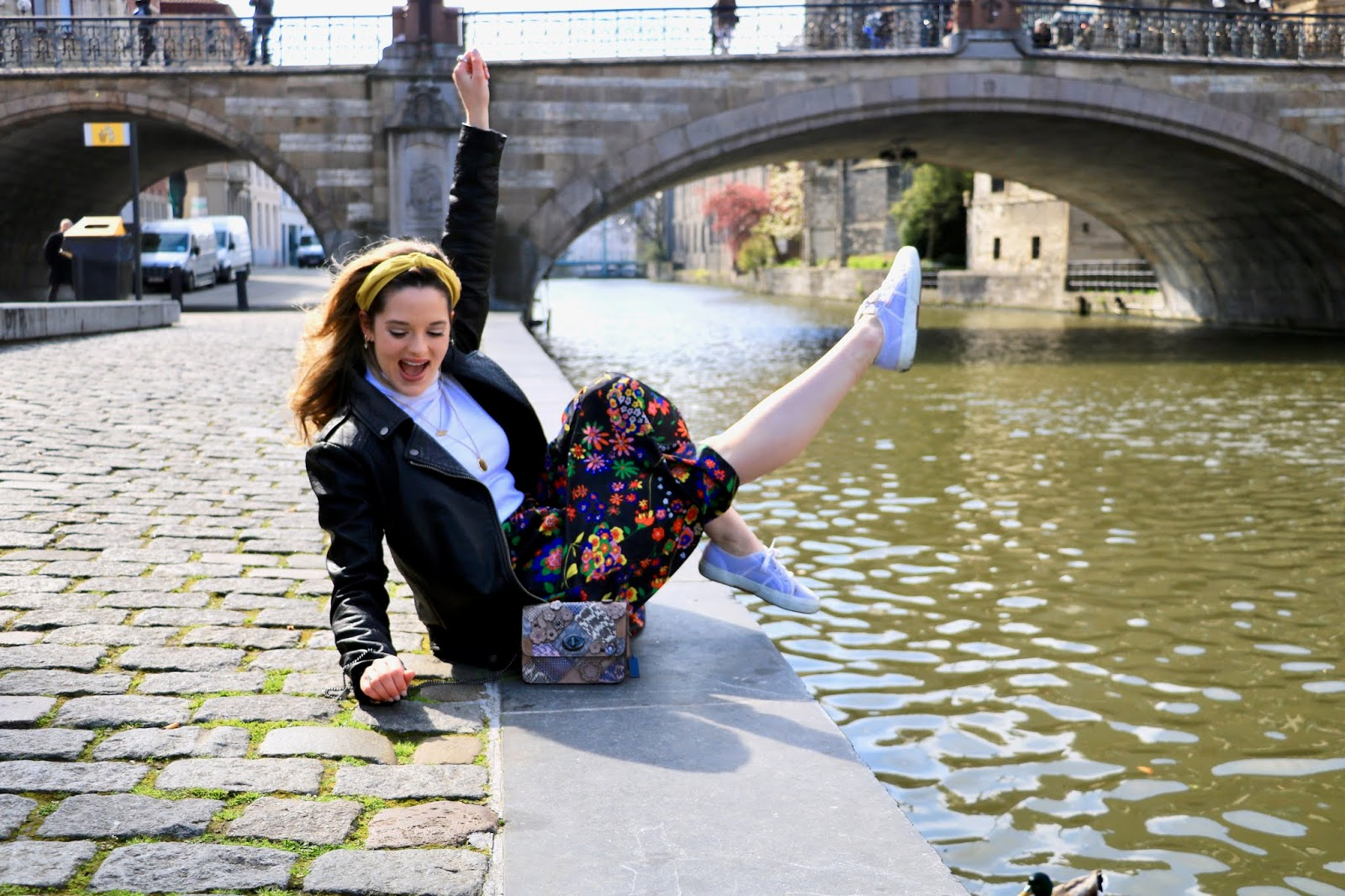 Fashion blogger Kathleen Harper's best things do in Belgium